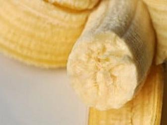 Banana bloating and farting