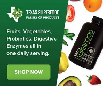 Superfood capsules with enzymes and probiotics